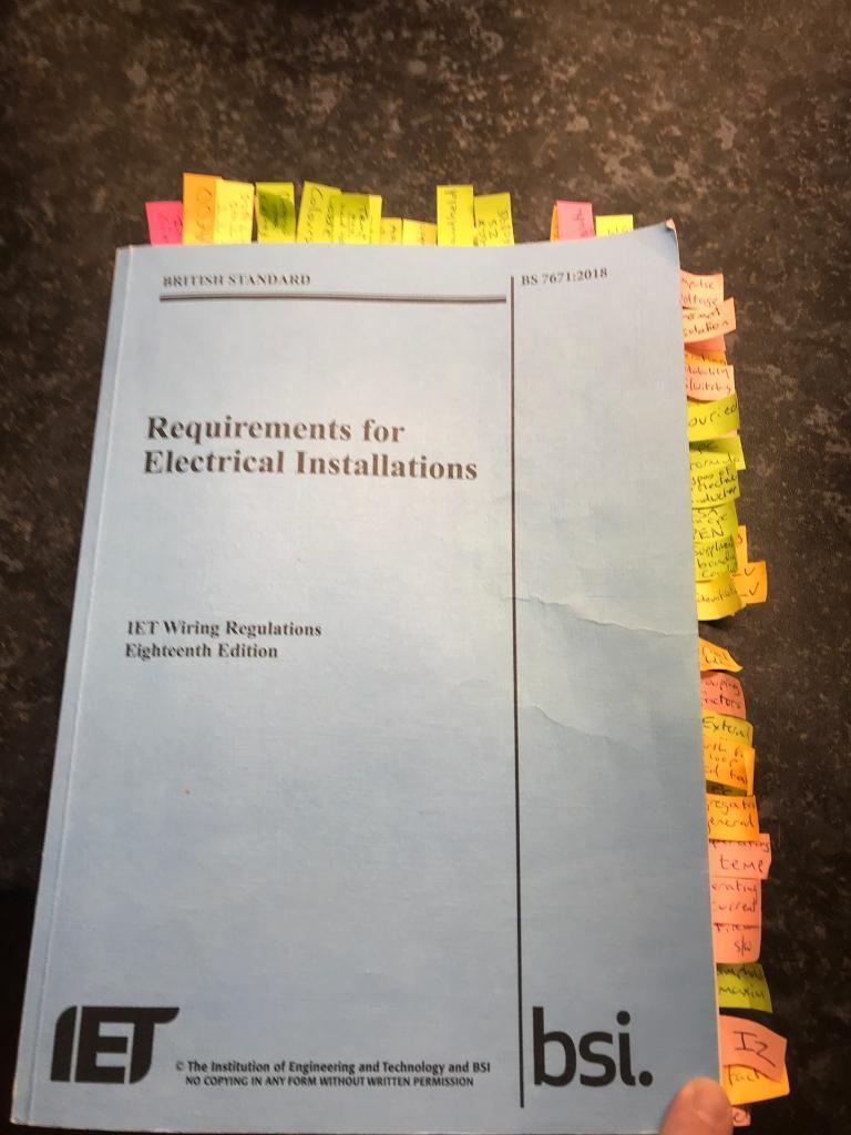 Brilliant 18Th Edition Regs Book In Coventry West Midlands Gumtree Wiring Database Gramgelartorg