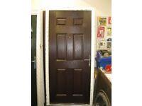 Composite Door 990 x 2070 (£210) Lioke brand new (3 keys)