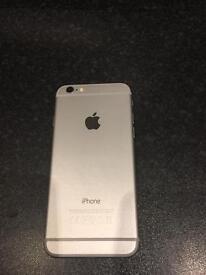 iPhone 6, memory 64gig white