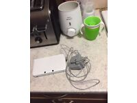 Nintendo 3DS white color with charger