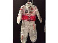 McLaren Kids Racing Suit