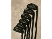 Titleist Black Limited Edition T100S Project X LZ 6.0 5-PW