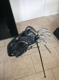 Great Condition - Ping G2 Irons (3-W) New Slazenger Bag & New Putter