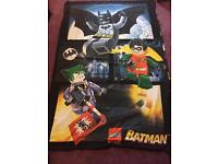 Lego batman single duvet