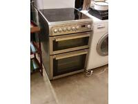 Hotpoint double electric oven