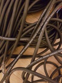 VANDAMME SPEAKER CABLE BLACK SERIES 1.5mm