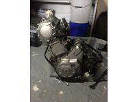 Yamaha raptor 700 engine 700r