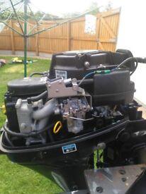 Mercury 8hp four stroke, spares or repair £300