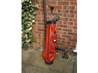 Golf Clubs 2 and bag etc...##FREE LOCAL DELIVERY##