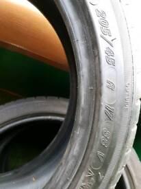 205 45 17 Michelin 6mm mint tyre £55 ono