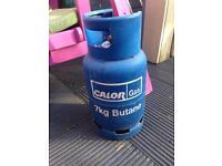 Calor gas 7 kilo bottle