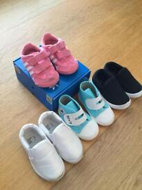 Infant bundle or trainers