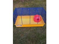Hamster Cage. Small Pet Cage