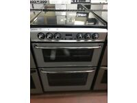 60CM SILVER STOVES ELECTRIC COOKER