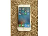IPhone 6 16GB White/Gold Vodafone/Lebara - Fully Working