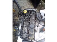 LDV MAXUS2.5 TD ENGINE