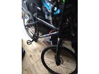 GT mountain bike
