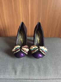 Irregular choice shoes (SOLD)