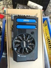 MSI Radeon HD7770 1GB