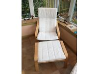 Ikea Ponang chairs. 3 chairs or 1 each. Collect only Livingston