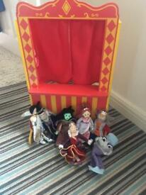 Children's Puppet Set