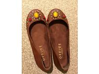 Brand new Office London Flat shoes