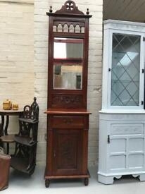Antique style Hall cupboard