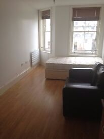 BN31JE LARGE MODERN FURNISHED BEDSIT OWN KITCHEN INCLUDES COUNCIL TAX & WATER RATES. NEAR HOVE BEACH
