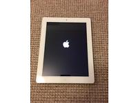 Apple iPad 4th generation 32gb white.