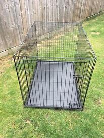Puppy crate for large dog