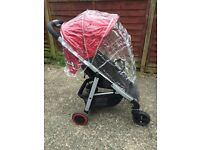 Graco Blox pushchair red