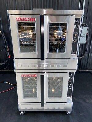 Blodgett Dfg 100 Dual Flow Commercial Propane Gas Convection Oven