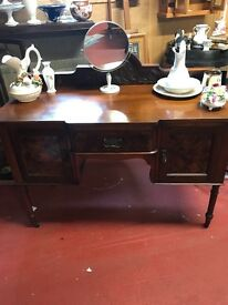 Old antique dressing table