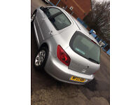 2003 PEUGEOT 307 HATCHBACK 1.4 Manual . GREAT RUNER . VERY GOOD CONDITION