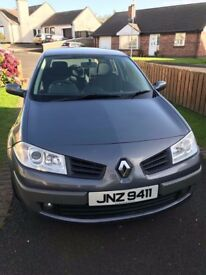 2007 Renault megane automatic, very low maileage