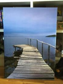 LOVELY LARGE CANVAS