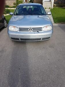 For Sale As Is:  2007 Volkswagen City Golf (Manual)
