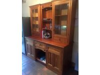 Solid Pine Kitchen and Sideboard