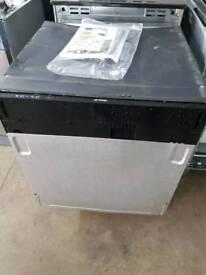 Smeg D1612E Full Size Intergrated Dishwasher