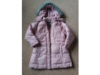 Next - Girls Winter Coat age 5-6