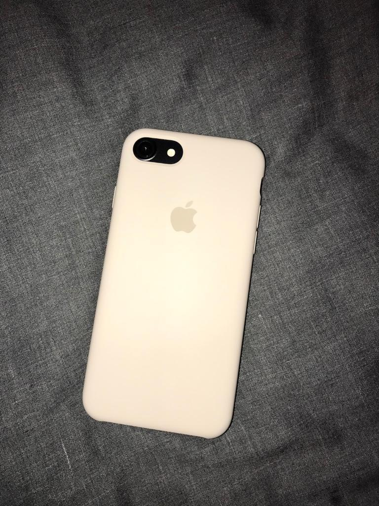 official apple iphone 7 silicone case