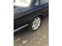 jaguar 4 alloys 18 inch refurbished