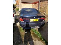 BMW 730D SELLING AS SPARES AND REPAIR
