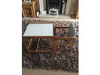 High chair / Toddler table and chair