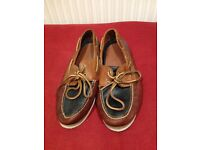 Men's timberland boat shoes Uk 8