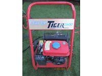 Clarke Tiger power washer petrol