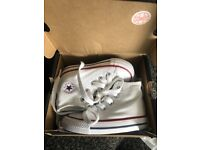 Infant converse high tops