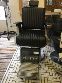 Chicago Barbers chair