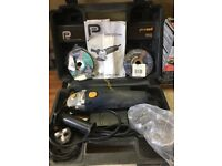 Pro Angle Grinder CLM 710 AGK & Attachments