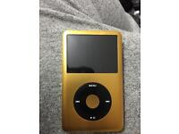 GOLD Ipod classic 360 GB (was 160)